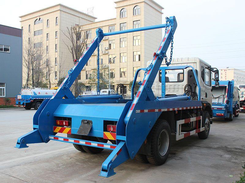 东风专用T3摆臂式垃圾车