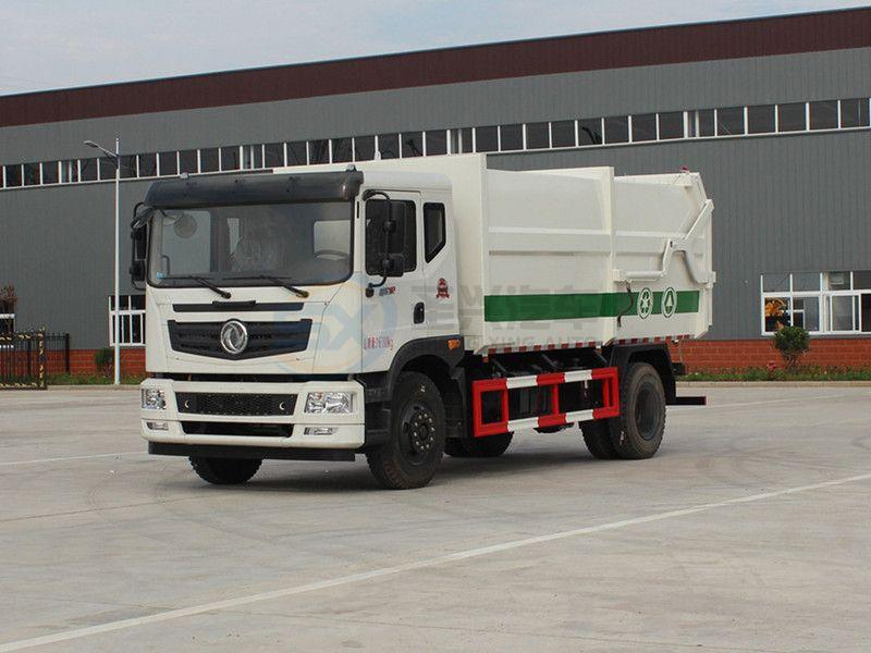 东风T5对接式垃圾车