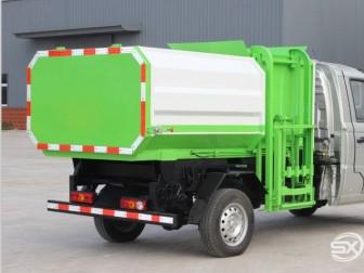 密封式垃圾车保养注意事项