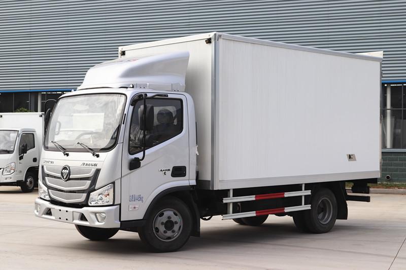 国六-福田欧马可4米2冷藏车