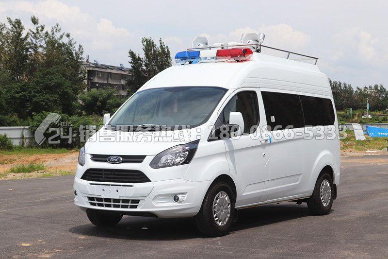 国六-江铃福特全顺道路检测车