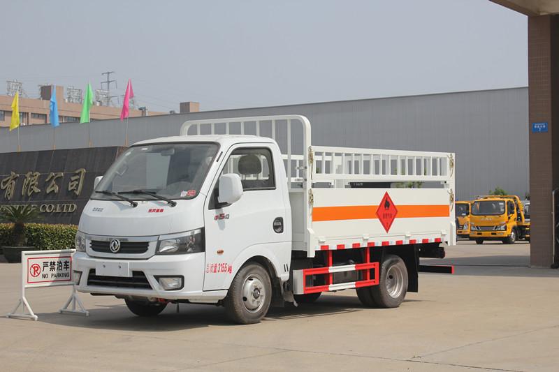 国六-东风途逸3米气瓶运输车