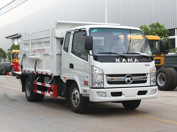 凯马福运来自卸式垃圾转运车